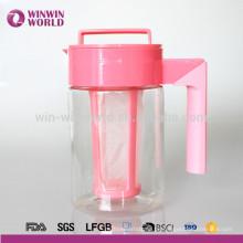 Weihnachtsgeschenke Kunststoff BPA Free Cold Brew Kaffee / Tee Maker