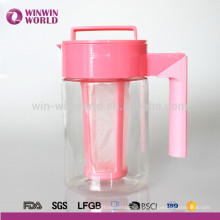 Presentes de Natal Plástico BPA Free Cold Brew Café / Chá Fabricante