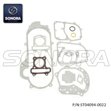 GY6 50 139QMB GASKET KIT for 39MM Engine Case (P/N:ST04094-0022) TOP QUALITY