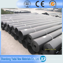 1-8 Meter Width Black HDPE Geomembrane Liner for Agriculture Pond