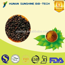 Free sample supported anxiety-proof TOP quality Chinese Supplier Schisandra Berries P.E. HPLC tested