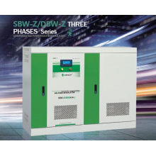 Régulateur de tension à réglage intelligent à trois phases SBW-Z de la meilleure vente