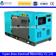 Canopy type YANGDONG 400V 20 kw generator