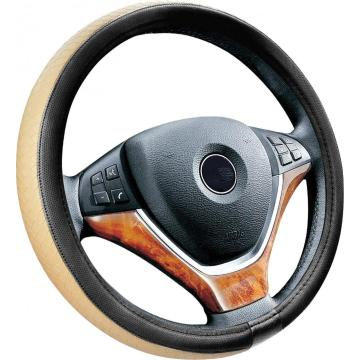 OEM/ODM for Cheap PU Steering Wheel Cover new car accessories PVC/PU  steering wheel cover supply to Aruba Supplier
