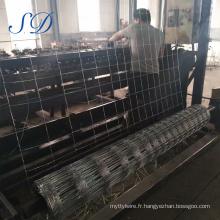 Clôture de bovins galvanisés à chaud pas cher / Feild Clôture