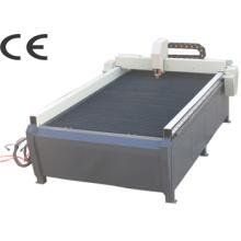 Автомат для резки плазмы CNC использован для металла