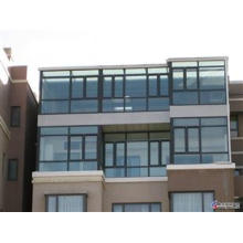 Exterior Curtain Wall Panels