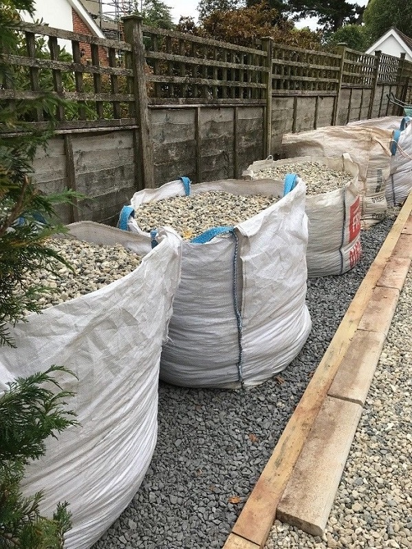 Concrete Mix Bags