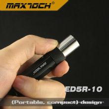 Maxtoch номер ED5R-10 Алюминиевый Cree светодиодный сухой Р5 AAA батареи фонарик