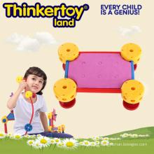 Brinquedo geométrico do bloco de edifício da espuma para o menino ea menina