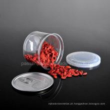 Plástico do alimento pode para frutas secas, Pet Easy-Open pode (PPC-CSRN-027)