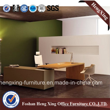 Melamine Material Desk Good Price Executive Table (6M056)
