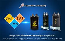 jb Large Can Aluminum Electrolytic capacitors