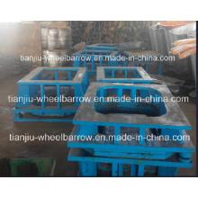 Carrinho de mão que faz o molde Wb6400 da maquinaria