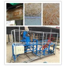 Máquina profesional de fabricación de lana de madera
