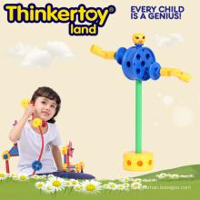 Brinquedos educativos pré-escolares Open-End para 3+