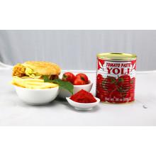 Pasta de tomate para Sudáfrica