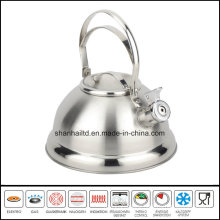 Wire Steel Handle Whistle Kettle Cookware
