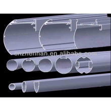 Aluminum curtain rail/track aluminum cover for roller blind, curtain accessory