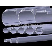 Cortina de alumínio trilho / faixa tampa de alumínio para cortina de rolo, acessório de cortina