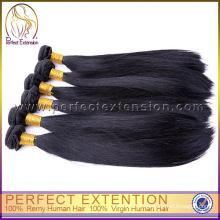 produtos de cabelo preto, melhor cabelo de tecelagem na china