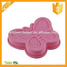 Нетоксичная оптовая смешная прессформа выпечки печенья силикона
