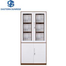Hot Sale Easy Assemble Custom Swing Glass Door Filling Cabinet