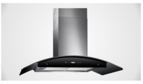 Six Filter Range Hoods