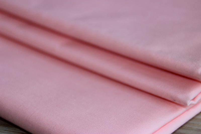 polyester cotton poplin dyed fabric