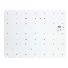 Placas de circuito OSP Al 2.0W LED de techo