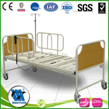 two function with two motors electric bed folding bed