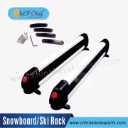 High quality snowboard,ski rack