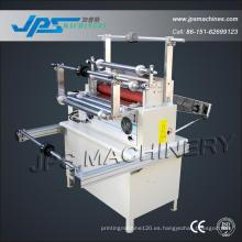 Jps-360tq cinta adhesiva y laminadora de PVC rígida de corte de la máquina