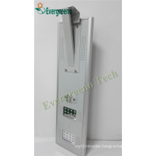 Ce/RoHS/IP65 Apporoved All in One Solar Street Light