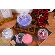 Самые популярные Ароматические стеклянные свечи
