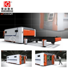 Pallet Table Fibre Laser Cutting Machine 2000W for Metal Sheet