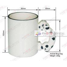 Sublimação em branco caneca de lembrança caneca --- fabricante