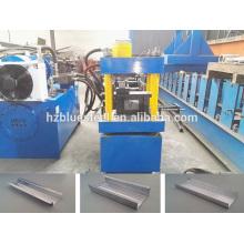 Light Gauge Stahl Trockenbau Kanal Roll Forming Machine