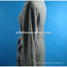 Оптовая продажа теплых коралловые флис Мужская халат с лучшей цене
