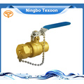 Latest Style High Quality Bsp Thread Ball Valve