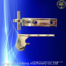 Custome de haute qualité pièces de moulage sous pression en zinc