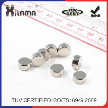 Custom Industrial Magnetic Strong Neodymium N35 Permanent Magnet for Sale
