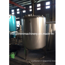 Réservoir de liquide SS 316L pour le stockage
