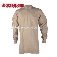 2017 vente chaude vêtements de protection chimique pour les travailleurs de plein air