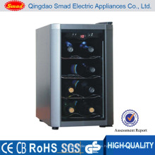 25L Low-noise Hotel Mini Wine Cooler With Thermoelectric Cooling