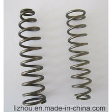 Irregular Compression Spring in Large Wire Diameter