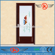 JK-AW9016 Decorative Aluminum alloy washroom interior door
