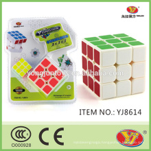 Plastic Material Speed Puzzle Cube YJ Guanlong High Quality Low Price Cheap 3D puzzles