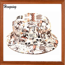Moda Custom Digital Impresso Bucket Hat