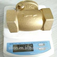 2015 nouvelle vanne à boisseau en porcelaine de SLION